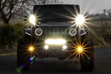Load image into Gallery viewer, Jeep JL JT Knuckle Pod Light Mounts Fits Stock Dana 30/44 Axles
