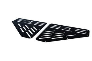 Cherokee XJ Hood Vents For 84-01 Cherokee XJ Bare Gatekeeper Off Road