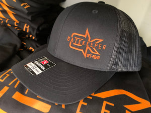 Snap Back Mesh Trucker Hat Gatekeeper Off-Road