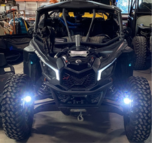 Load image into Gallery viewer, Can Am Maverick X3 Knuckle Pod Light Mounts Fits 2017-2020