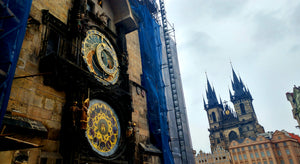 Prague, Czechia - A city of Gothic beauty