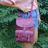Backpack for Women - Cute - Small
