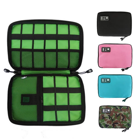 gadget cable organizer bag