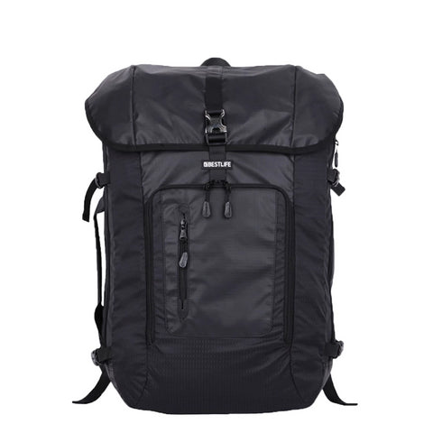 Backpack Large Capacity Waterproof PU Coated