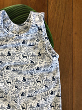 Load image into Gallery viewer, Shorties Woodland Romper