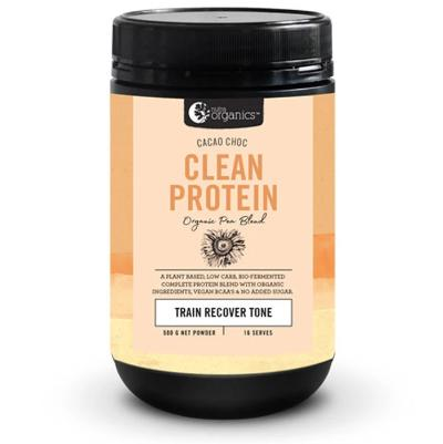 Nutra Organics Clean Protein Cacao Choc (500g)