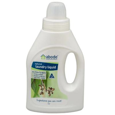 Abode Natural Laundry Liquid Blue Mallee Eucalyptus (1L)
