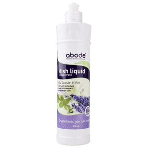 Abode Dish Liquid - Lavender & Mint (600ml)