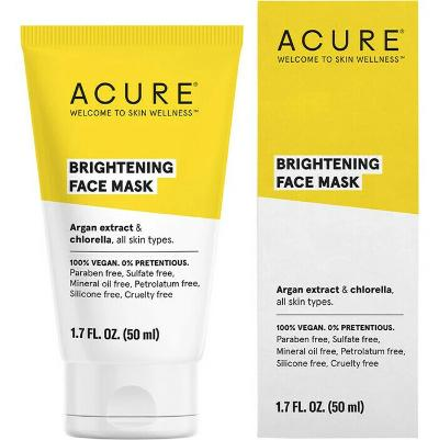 Acure Brightening Face Mask (50ml)