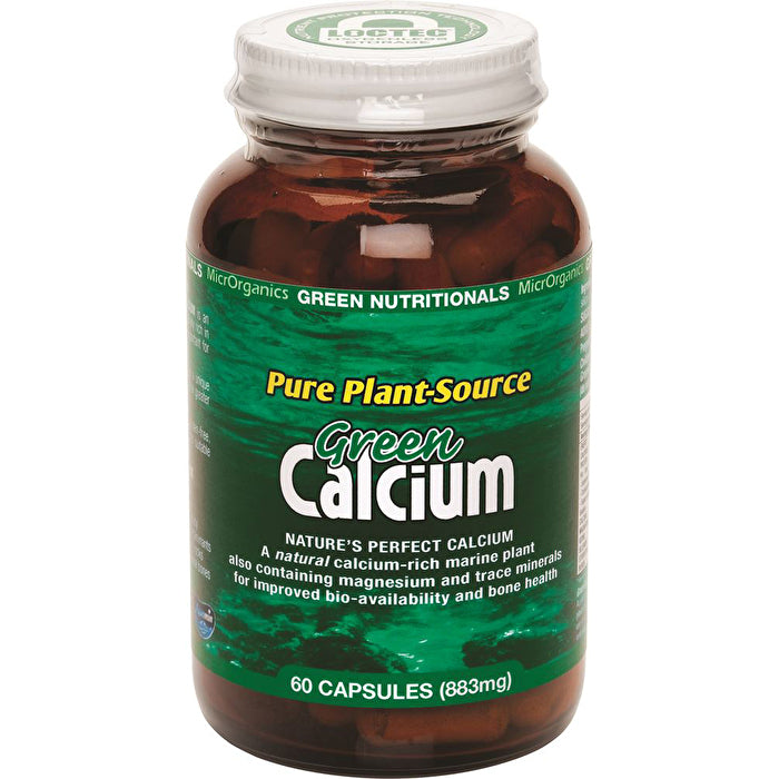 Green Nutritionals Green Calcium 60 capsules