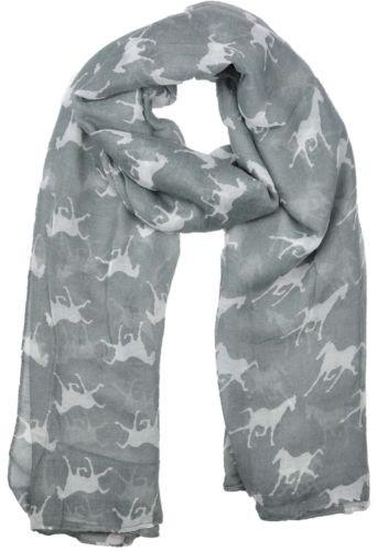 Classic Scarf - Horse Scarf