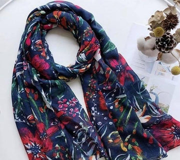 Classic Scarf - In Bloom