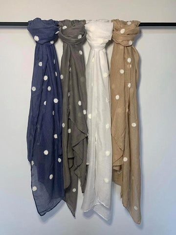 Classic Scarf - Snowflakes