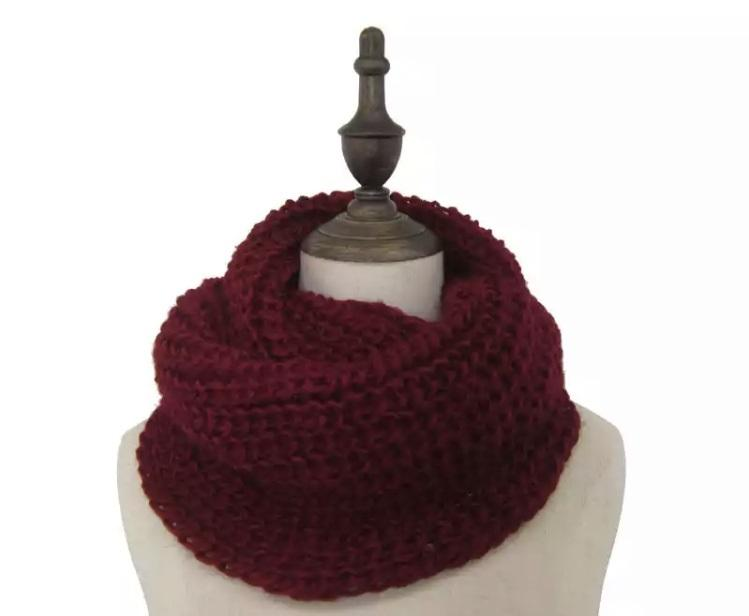Winter Scarves - Snoods