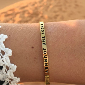 Enjoy the Journey-Bracelet