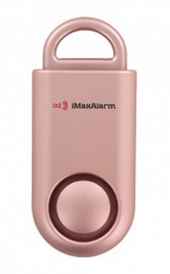 Personal Security Alarm-Rose Gold