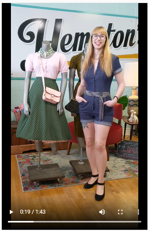 Gwen Stacy Offers Virtual Shopping & Personal Styling