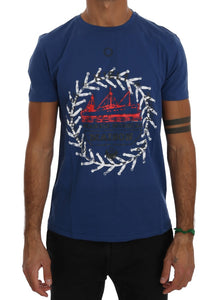 Blue Cotton Maison T-Shirt