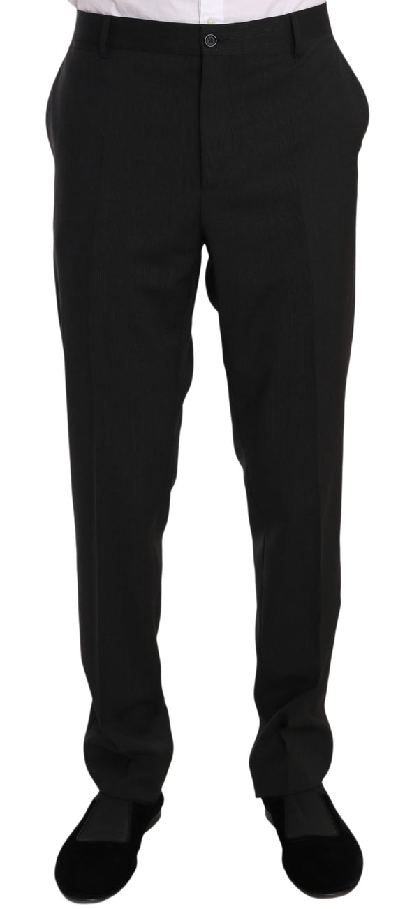 Black STAFF Dress Formal Trouser Pants