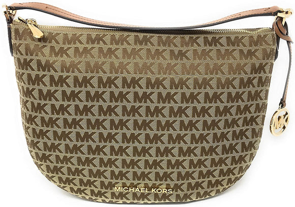 Michael Kors Bedford Medium Crescent Shoulder Bag