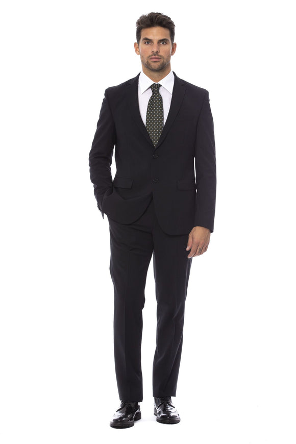 Nero Black Slim Fit Suit