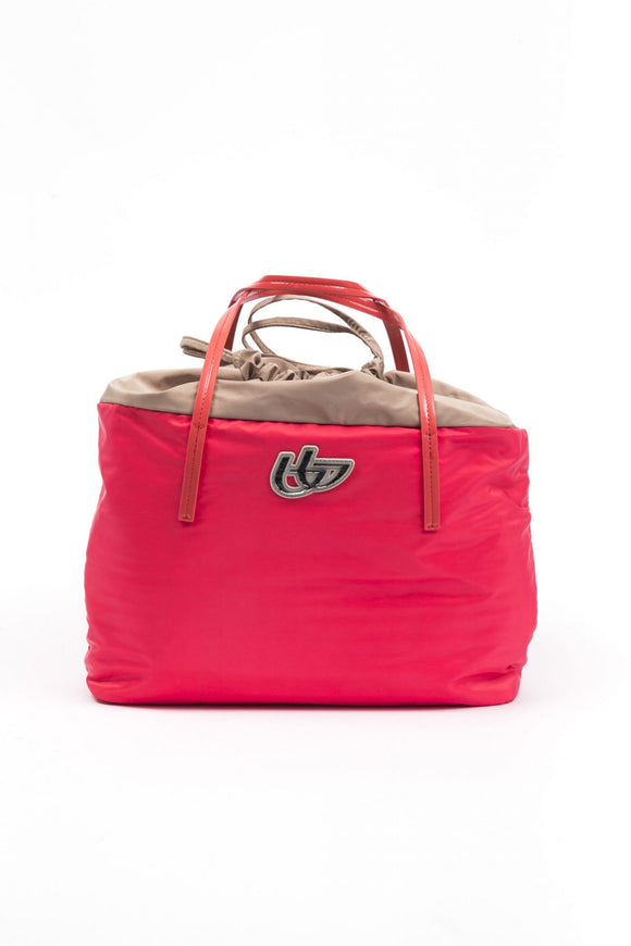 Coral Shopping Tote