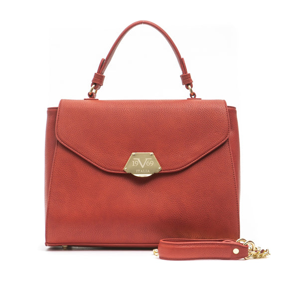 Catania Red Handbag