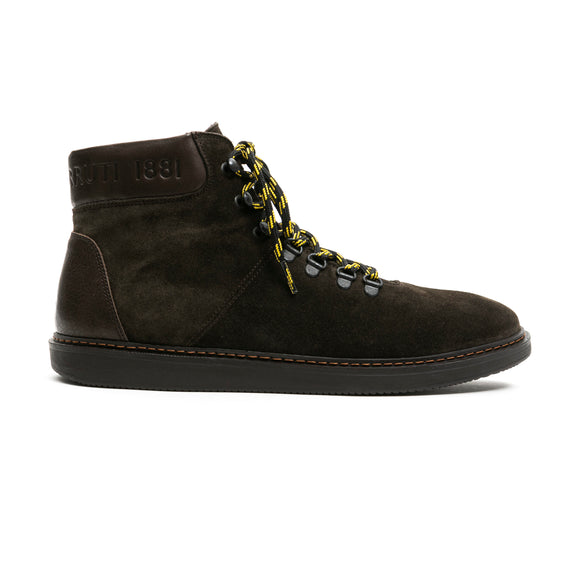 Moro Brown Boot