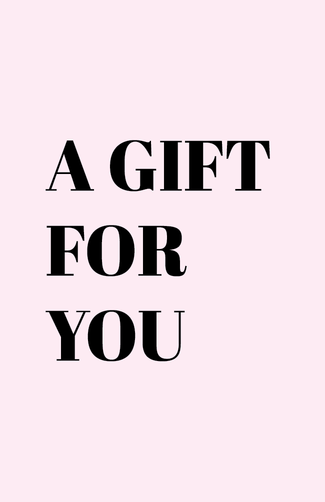 A gift for you - Create Your Surprise