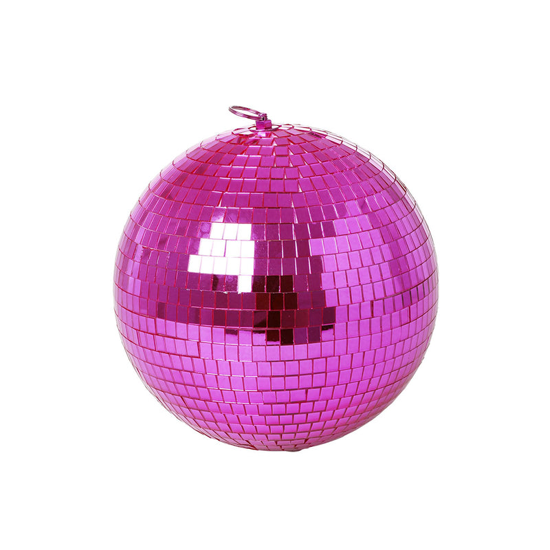 Disco Ball 20Cm Rosa - Modali Design