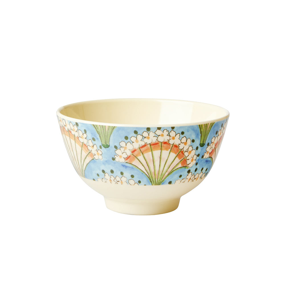 Bowl Pequeno Flower Fan