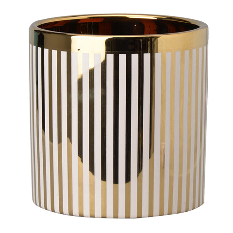 Vaso Planter Herringbone - Modali Design