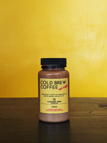 Cold Brew with Milk