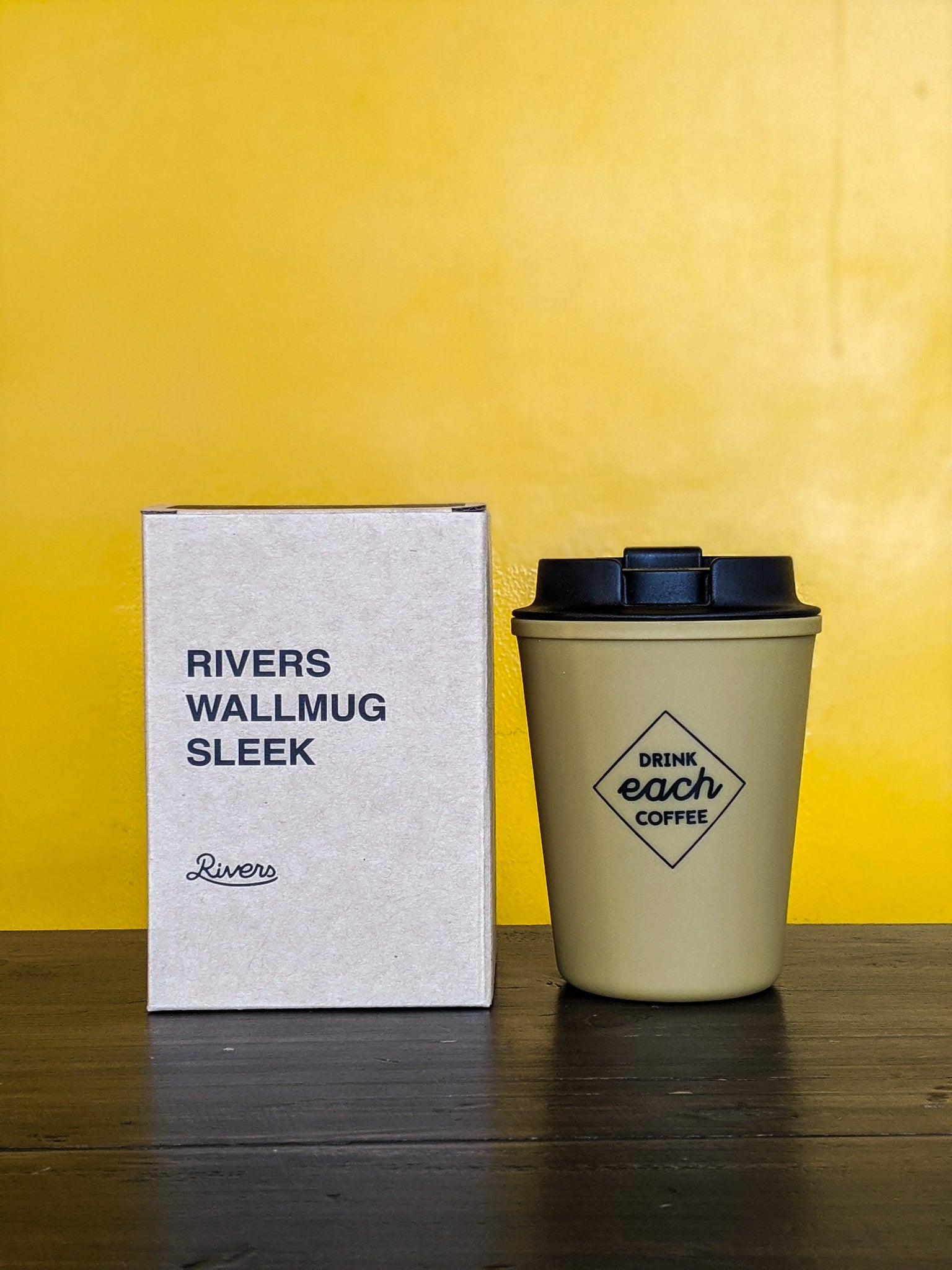 EACH x Rivers Wallmug Sleek