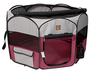 Fabric Portable Playpen
