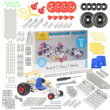 Load image into Gallery viewer, Erector Set Stem Toys Educational Toys Building Toys Construction Toys for Boys & Girls Toy Metal Erector Sets for Boys Age 8-12 yrs Old