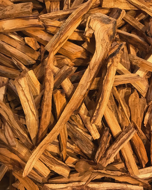 PALO SANTO WOOD - CERTIFIED BY SERFOR