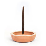 STONEWARE INCENSE HOLDER - CARCARÁ
