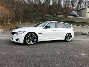 Worlds First F81 M3 CS Touring!