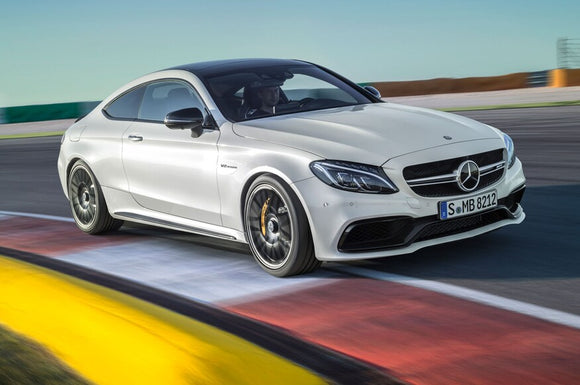 C205 C63 S Coupe