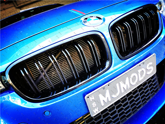 ABS Glossy Black Front Grille Fit For BMW【F30 F31】340i 335i 330i 328i 320i 318i (4285350445130)