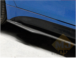 Carbon Fibre Side Skirts for BMW 4 Series【F32 F33 F36】【Blade Style】 (4320945045578)
