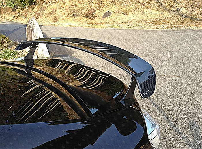 【CARBON FIBRE】Rear Boot Racing Spoiler FIT FOR【TOYOTA 86 & SUBARU BRZ】【SD STYLE】 (4327029145674)
