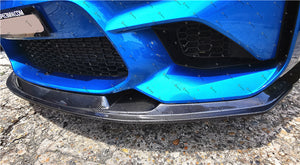 【Special】Carbon Fibre Front Bumper Lip for BMW【F87 M2/M2C Standard & Competition】【MTC Type】 (4345201623114)