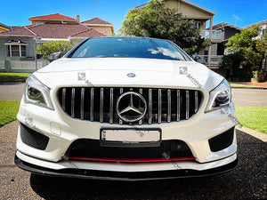 Grille For MERCEDES BENZ【C117 X117 CLA45 AMG CLA180/200/250】13-16【GT SV】 (6557371760714)