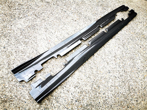CARBON FIBRE SIDE SKIRT FOR Mercedes-Benz CLA【C117 COUPE/SEDAN X117 WAGON】13-19 (4118287188042)