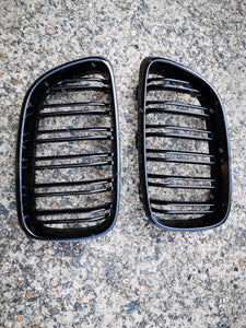 ABS Glossy Black Front Grille For BMW【F22/F23 M240/M235 230/228/225/220 F87/M2】 (4319274958922)