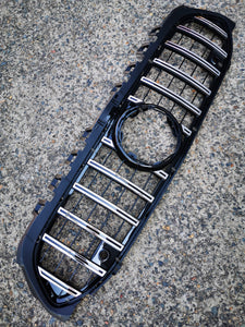 Grille For MERCEDES BENZ A Class【W177 A180/200/250 A35 A45】【2018+】【GT SV】 (4168942813258)