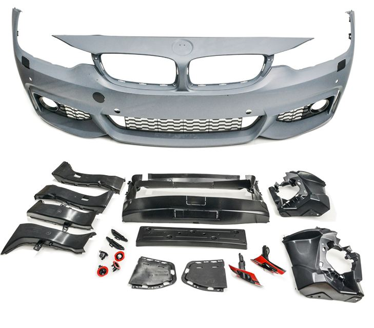 BODY KIT BAR BUMPER FIT FOR BMW【F32 F33 F36 440i 435i 430i 428i 420i】【MT STYLE】 (4900472651850)