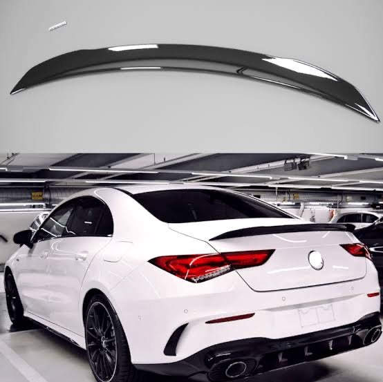 Carbon Fibre Rear Boot Spoiler for BMW【F82 M4】【M4 style (4696775196746)